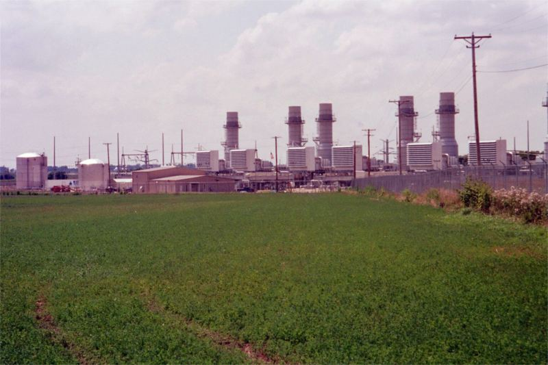 west power plant