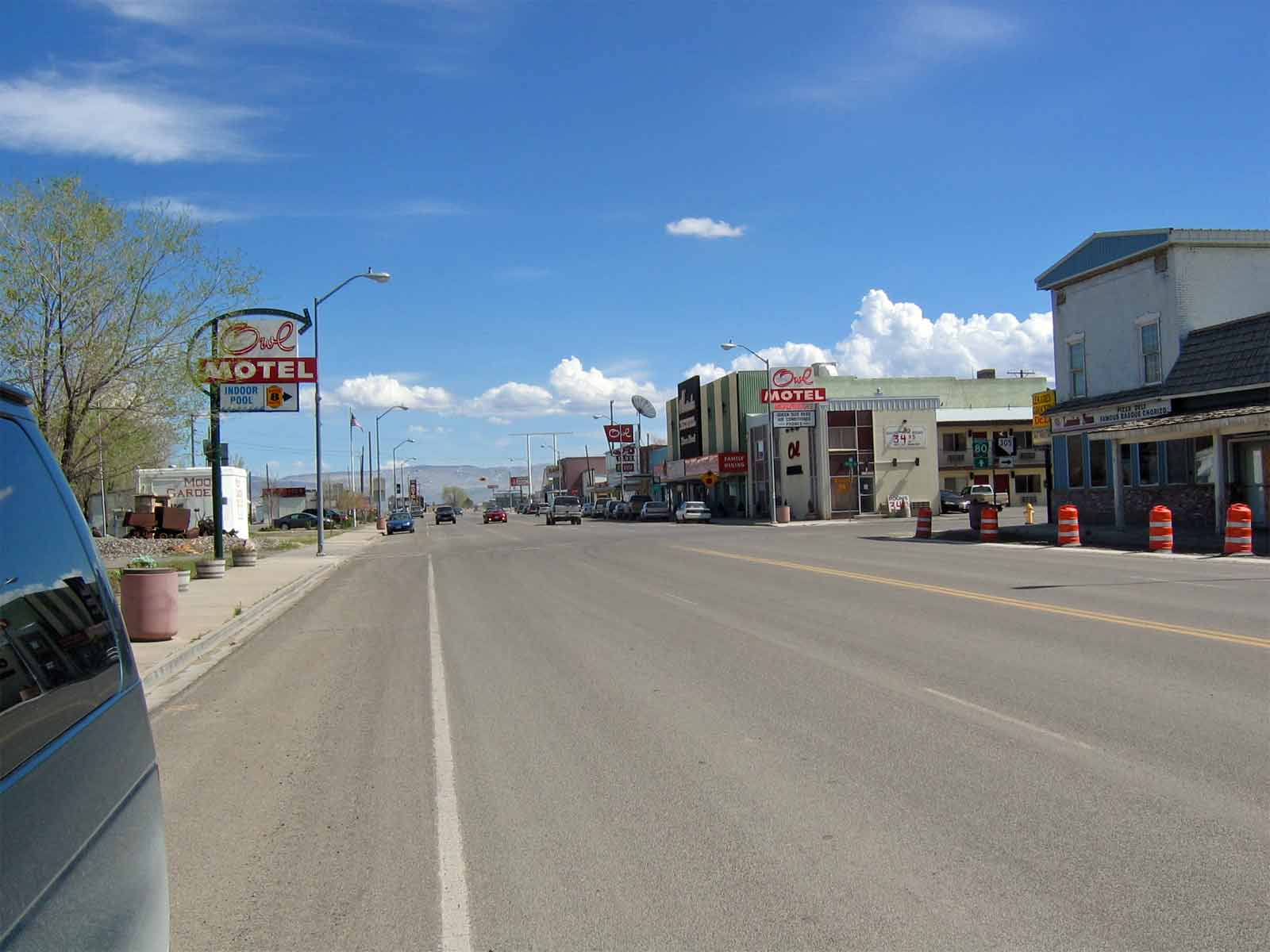 Battle Mountain Nevada