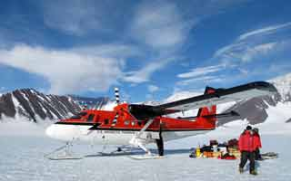 Twin Otter KBC at CTAM, January 2011