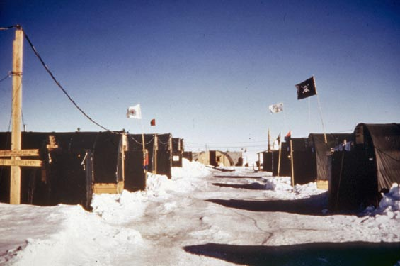 Dry Gulch Antarctica