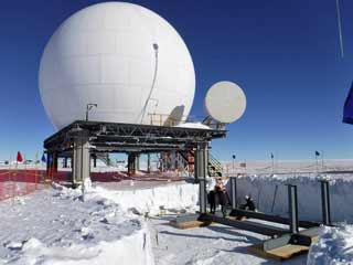 South Pole News Archive