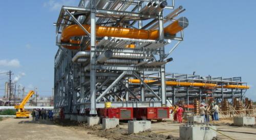 Total Port Arthur Refinery Deep Conversion Project