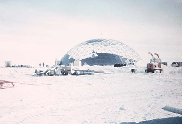 Building the Dome